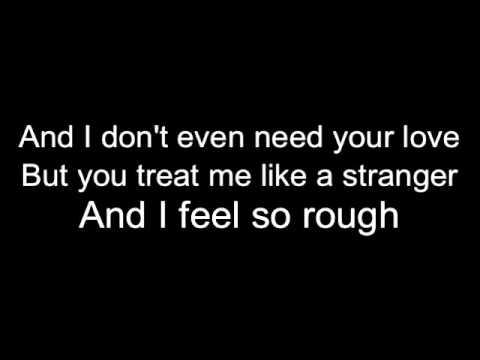 """""""Somebody That I Used To Know"""" LYRICS VIDEO (YFM Cover)"""