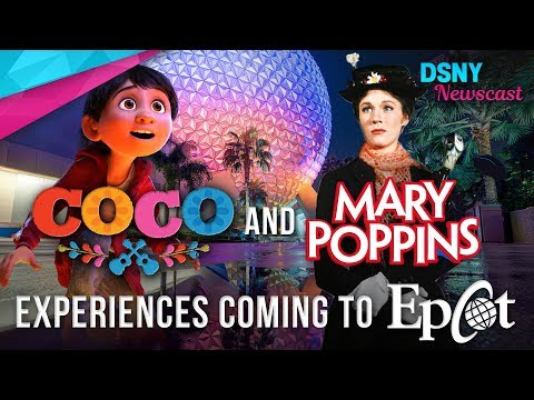 New Experiences Coming to Mexico & UK Pavilions at EPCOT - Disney News - 6/8/17