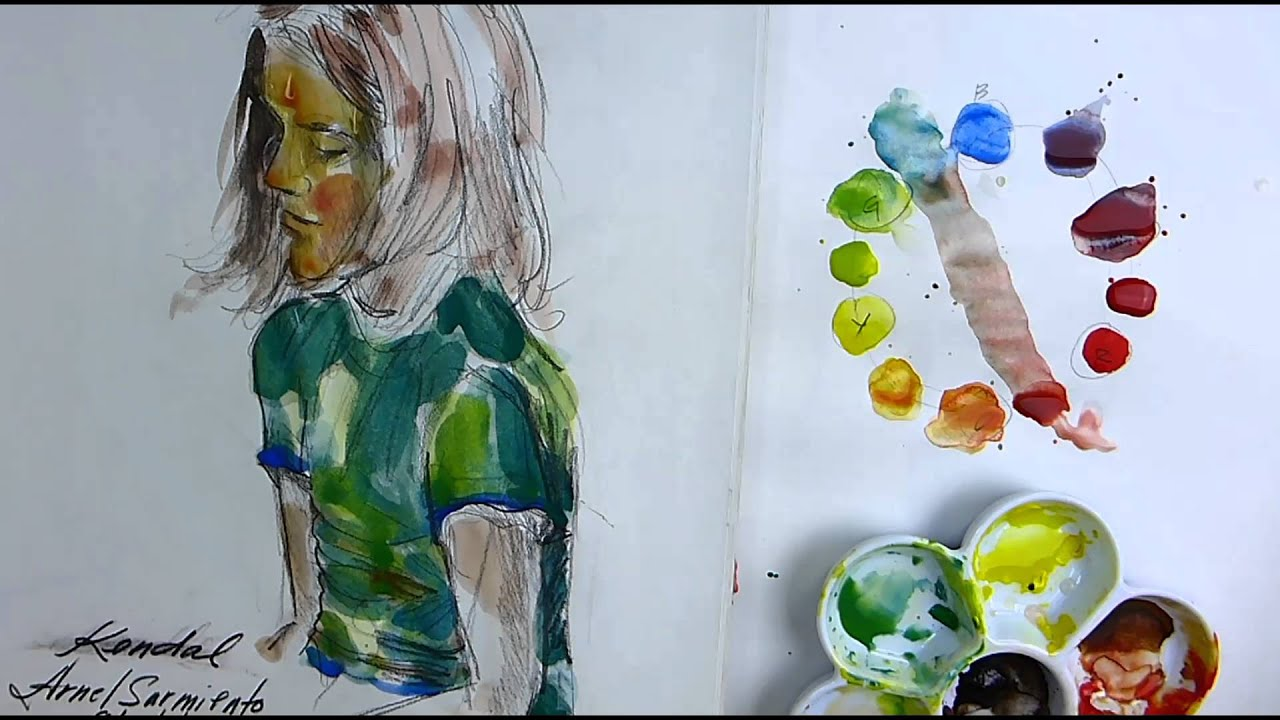 Analogous Color Scheme Blue Green And