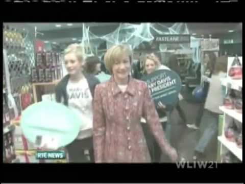 Highlights from the 2011 Irish Presidential Election