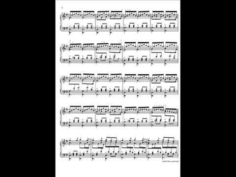 La Noyée - Amelie soundtrack (piano solo) Yann Tiersen
