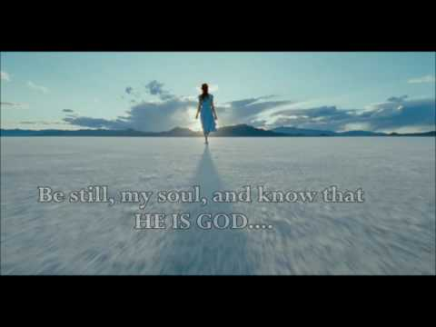 Be Still My Soul/The Imperials - created by Paul Siddall w/lyrics