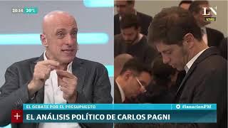 Carlos Pagni: Este presupuesto está hecho por el peronismo - LN+ PM