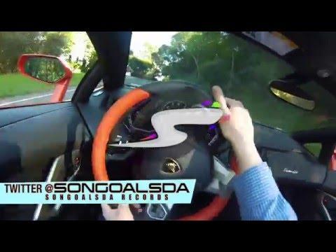 Lamborghini Aventador David Guetta & Afrojack  Louder Than Words  SONGOALSDA