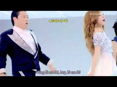 VietsubMV Oppa Is Just My Style Gangnam Style Ver 2  PSY ft HYUNA