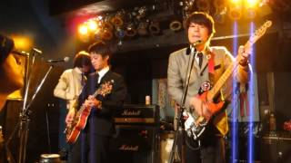 DO WAH DIDDY's BE MY BABY @なんばMele 2015/11/15.