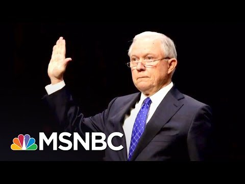 What Sessions Senate Testimony Means For Robert Mueller's Russia Probe | The 11th Hour | MSNBC