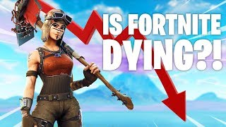 IS FORTNITE DYING?! // 2000+ Wins // Fortnite Battle Royale Gameplay - (PS4 PRO)