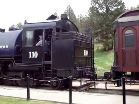 1880 Train, Hill City SD