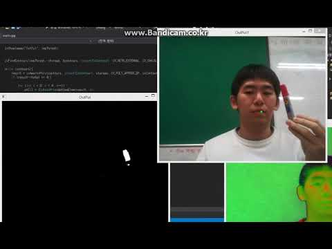 OpenCV + Python Rectangle Detection Example | FunnyCat TV