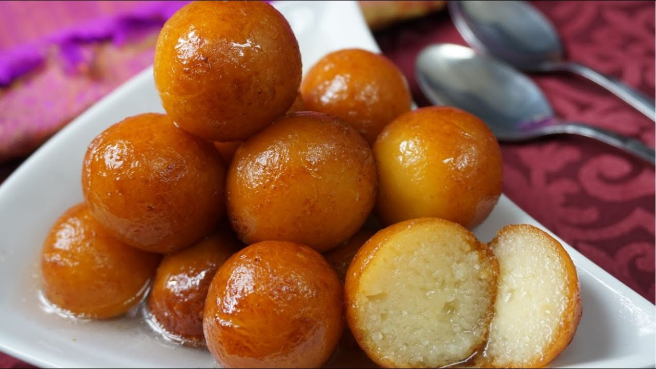 Gulab jamun recipe in tamil youtube forumfinder Choice Image
