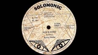 12'' <b>Bunny Wailer</b> - Rise & Shine (& Dub)