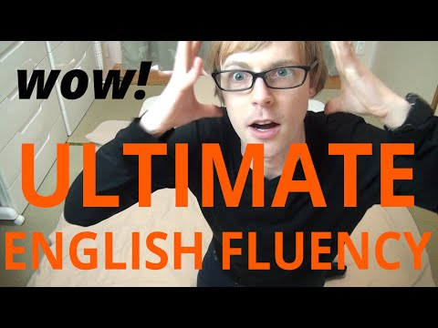 Ultimate English Fluency Method | New Scientific Approach to getting Fluent in English Automatically