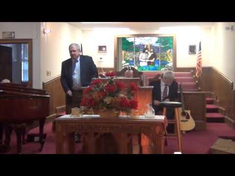Roanoke Baptist Church Spring Revival 3 17 2020