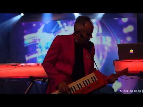 Howard Jones***Full Concert***Live @ Mezzanine, San Francisco, CA, September 1, 2014-Thompson Twins