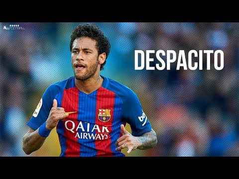 Neymar Jr - Despacito 2017 | Skills & Goals | HD