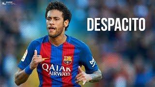 Neymar Jr - Despacito 2017 | Skills & Goals | HD