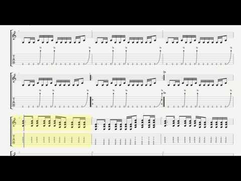 NIRVANA   School Guitar Tab