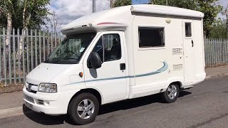 Auto-Sleeper Lancashire Motorhome Review - WeBuyAnyMotorcaravan.com