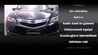 Acura ILX 2013 usagé à vendre- Autoflash-Concessionnaire de voitures usagées à StHubert