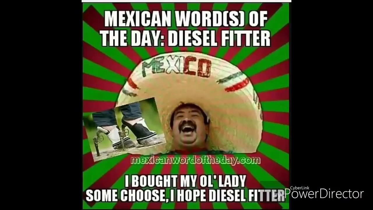 READING MEXICAN WORD(S) OF THE DAY! - Papi Blanco - YouTube