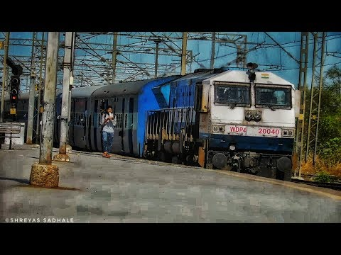 """THE DIVERTED TRAIN""