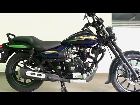 Bikes Dinos New Bajaj Avenger 150 Street First Look Walkaround
