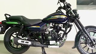 #Bikes@Dinos: New Bajaj Avenger 150 Street First Look Walkaround Review