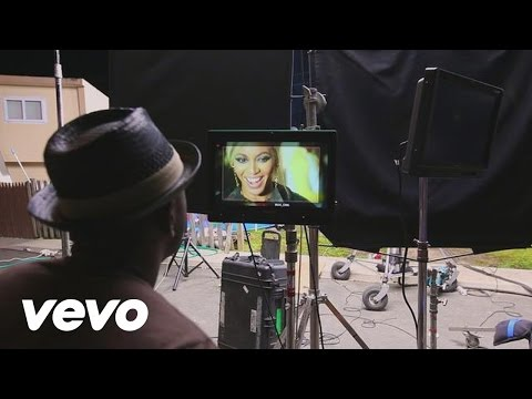 Beyoncé - Party (Behind The Scenes) ft. J Cole