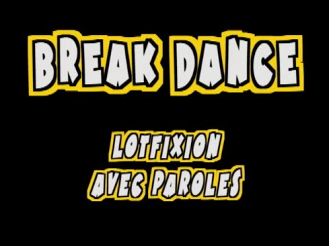 lotfi double kanon break dance
