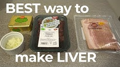 How we prepare Liver - The most Nutrient Dense Food | Keto Carnivore