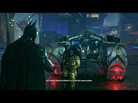 Batman: Arkham Knight | Chief Underhill Part 22