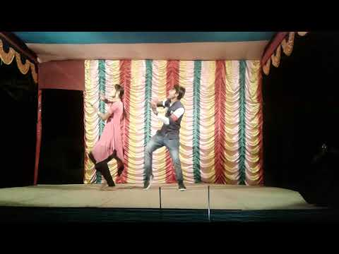 Inspector nottyk song dance(Raju and Barsa)
