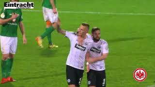 Eintracht Frankfurt Pokalsieger 2018 !!! SGE