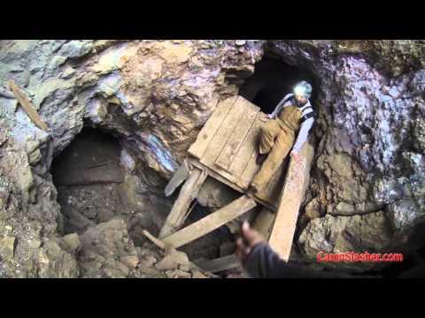 Exploring a Copper Mine in South Dakota