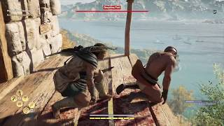 ASSASSINS CREED ODYSSEY - Build Assassins - Stealth Compilation