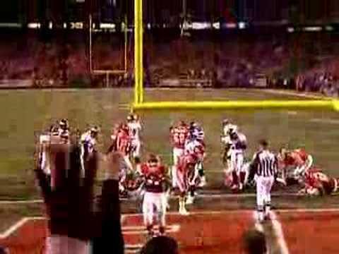 Kansas City Chiefs - Touchdown - Larry Johnson