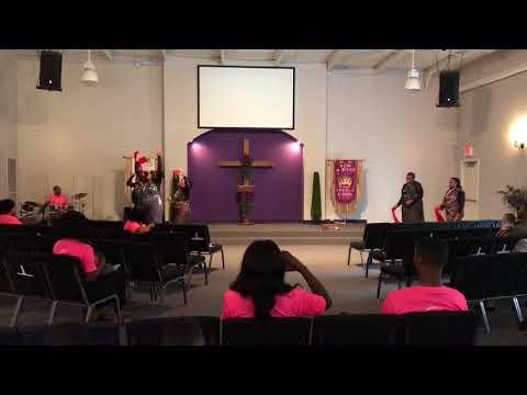 "RWM Women's Praise Dance ""God Blocked It!"""