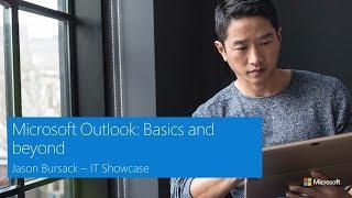 Microsoft Outlook: Basics and beyond