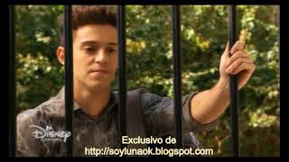 Soy Luna 3 | Matteo tries to talk to Luna and falls (ep.30) (Eng. subs)