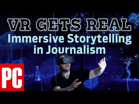 VR Gets Real: Immersive Storytelling in Journalism