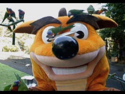 Crash Bandicoot 3 PS1 Japanese Hidden Cutscenes