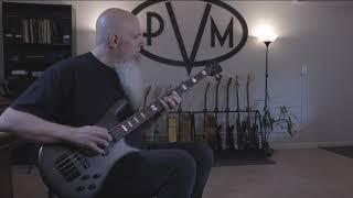 "Darkglass Electronics Vintage Deluxe V3 - Paul Vario Bass Playthrough ""Somewhere In Transylvania"""