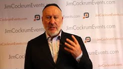 Rabbi Daniel Lapin: Testimonial for Jim Cockrum's CES II Conference