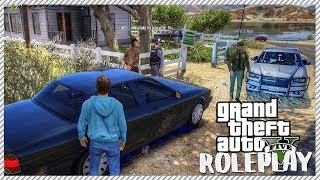 GTA 5 ROLEPLAY - Pizza Delivery Gone Wrong | Ep. 5 Civ