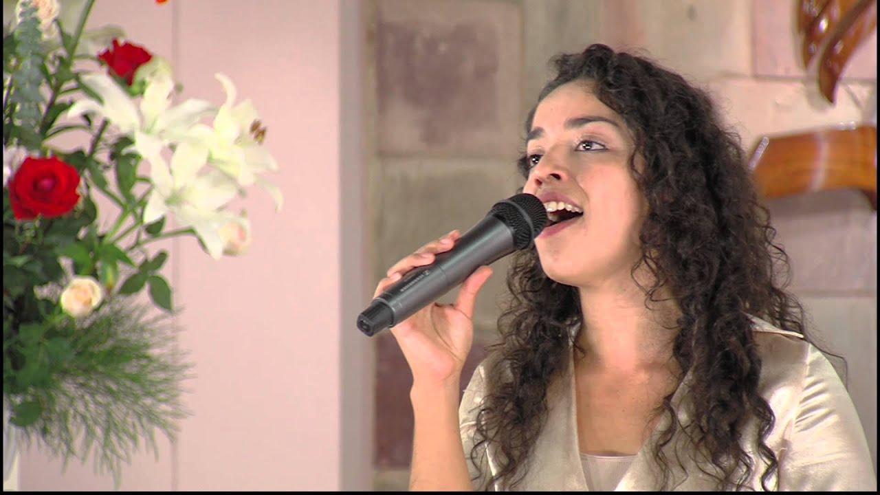 Angelica Rojas - ¿Como podré estar triste? - Red ADvenir Television