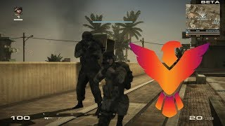 Battlefield Play 4 Free - first succesful test - Phoenix Network