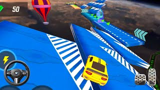 Ramp Car Stunts Racing - Free New Car Games 2021 - Best Android Gameplay screenshot 2