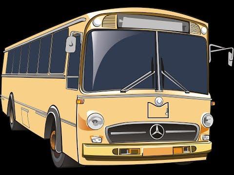Travel by Bus from Rasinari to Sibiu, ROMANIA