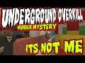 UNDERGROUND OVERKILL - - Minecraft Xbox Murder Mystery - ITS NOT ME !!